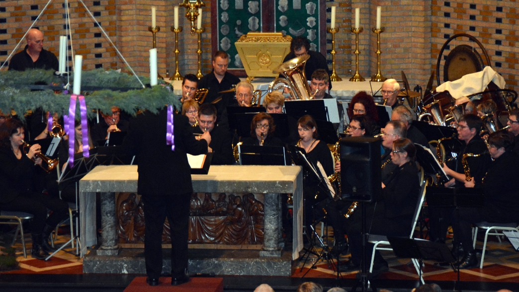 16 december Kerstconcert