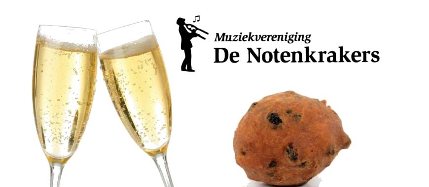 Muzikale nieuwjaarsborrel